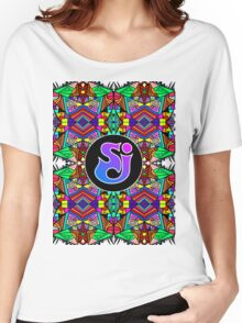 String Cheese Incident - Trippy Pattern 3 Women's Relaxed Fit T-Shirt
