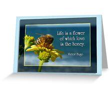 Bee My Honey! Greeting Card