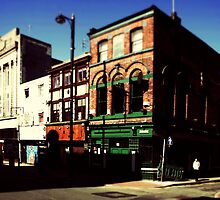 Manchester, Northern Quarter by borstal