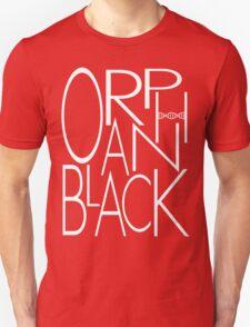 Orphan Black - Letters (White) T-Shirt