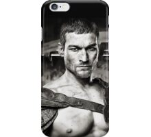 Spartacus - Blood and Sand - Andy Whitfield iPhone Case/Skin
