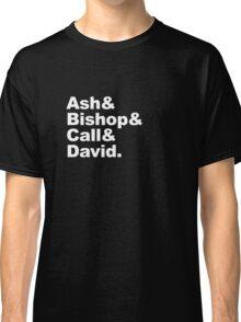 Ash Bishop Call David Classic T-Shirt