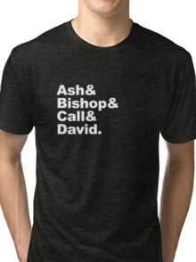 Ash Bishop Call David Tri-blend T-Shirt