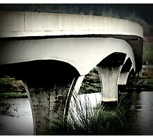 Bridge Outside of Coos Bay, Oregon Photographic Print