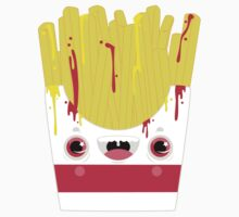 Fast Foodies Buddies - Fries by murshmalo