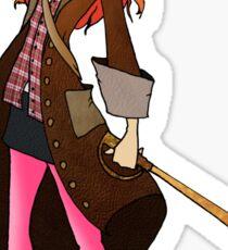 Amy Pond, The Pirate Sticker