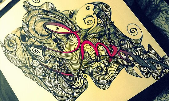 the name iz... by IzzyGumbo