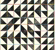 Triangles and Squares VII by metron