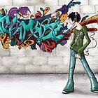 Graffiti by ninamarie