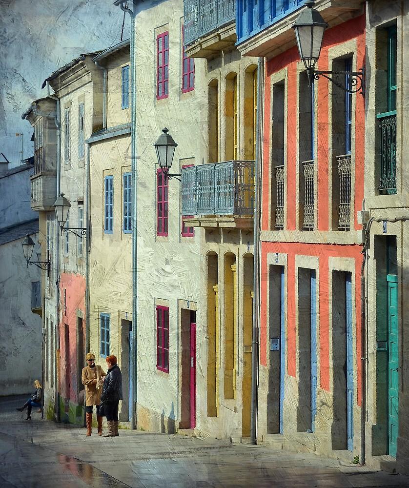 Streets of Lugo by rentedochan