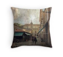 Moments of the heart Throw Pillow