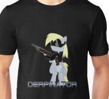 DERPINATOR Unisex T-Shirt