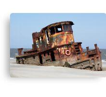 Old Tug Boat  Canvas Print