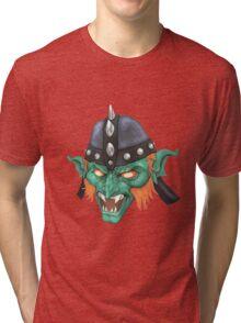 Goblin Leader Tri-blend T-Shirt