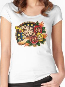 Spitshading 020 Women's Fitted Scoop T-Shirt