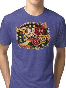 Spitshading 020 Tri-blend T-Shirt