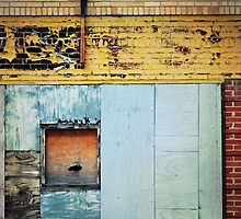 Boarded Up by Robert Baker