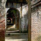 Japan's Brick Aqueducts by skellyfish