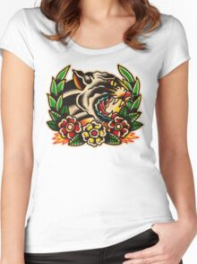 Spitshading 021 Women's Fitted Scoop T-Shirt