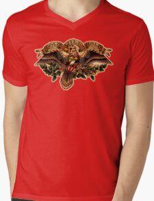Spitshading 024 Mens V-Neck T-Shirt
