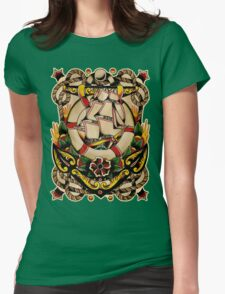 Spitshading 027 Womens Fitted T-Shirt