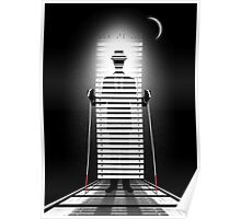 Mr. Blind Man Poster