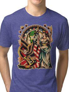 Spitshading 029 Tri-blend T-Shirt