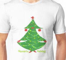 Namaste Holiday Unisex T-Shirt