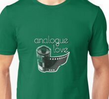 Analogue Love Unisex T-Shirt