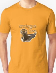 Analogue Love T-Shirt