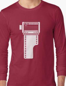 Film White Long Sleeve T-Shirt