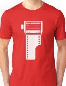 Film White Unisex T-Shirt