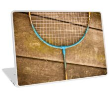 Badminton racket Laptop Skin