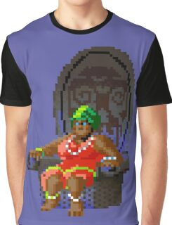 The Voodoo Lady! (Monkey Island 2) Graphic T-Shirt