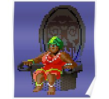 The Voodoo Lady! (Monkey Island 2) Poster