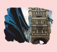 Tower Bridge Baby Tee