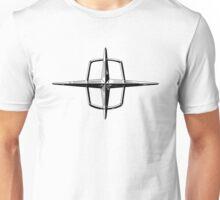 Classic Lincoln hood star emblem Unisex T-Shirt