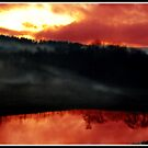 Red Dawn by Kevin Meldrum