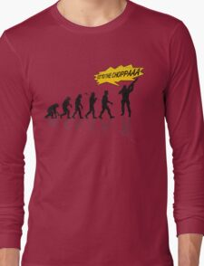 Get to the choppaaa Long Sleeve T-Shirt
