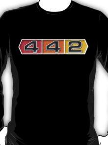 Oldsmobile 442 badge emblem T-Shirt