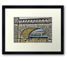 VIEW TO A FAIRY TAIL! Framed Print