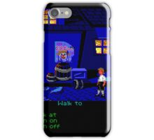 Circus Poster (Monkey Island 1) iPhone Case/Skin
