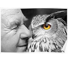 Eye to eye Poster