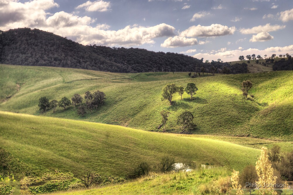 The Pastoral Symphony - Somewhere Near Oberon - The HDR Experience by Philip Johnson