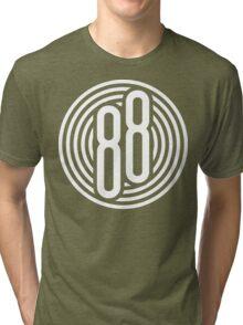 Classic Oldsmobile 88 emblem Tri-blend T-Shirt