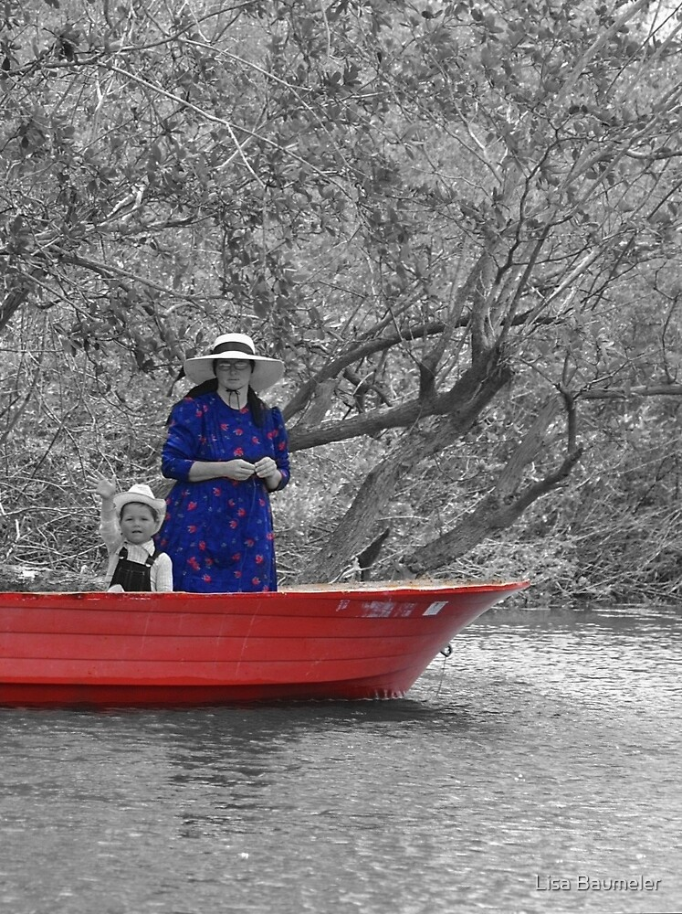 Meet Me on the River by Lisa Baumeler
