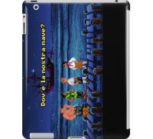 Dov'è la nostra nave? (Monkey Island 1) iPad Case/Skin