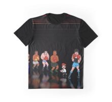Mike Tyson - Punch Out pixel art Graphic T-Shirt