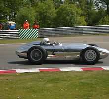 Rod Jolley - Lister Jaguar Monzanapolis by Matt Dean