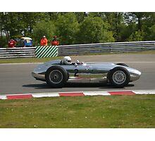 Rod Jolley - Lister Jaguar Monzanapolis Photographic Print